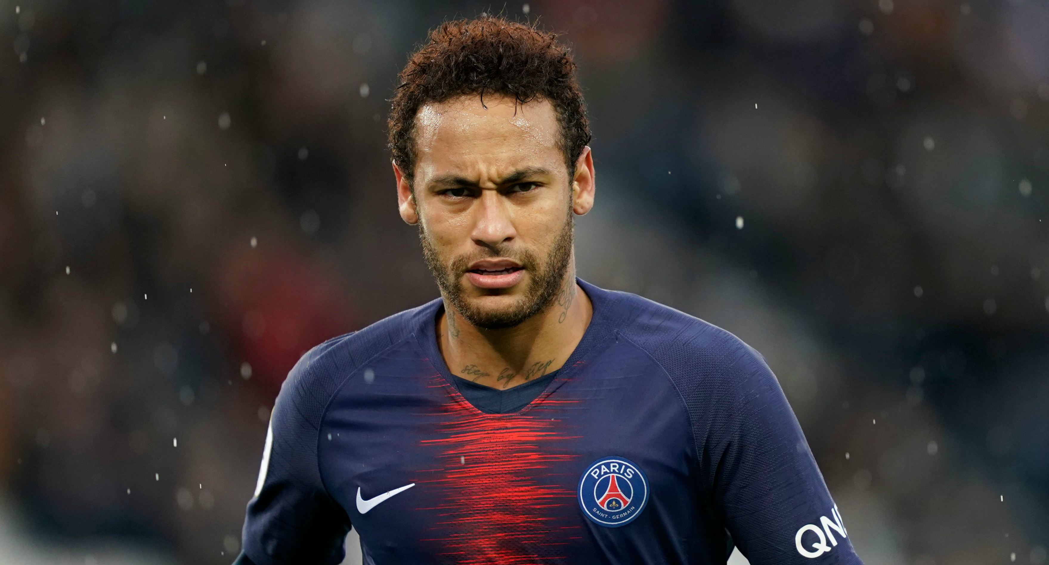 Neymar AWOL from  Paris Saint-Germain training; club threatens punishment
