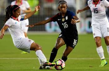 U.S. women roll past Costa Rica in final pre-Olympics tune-up