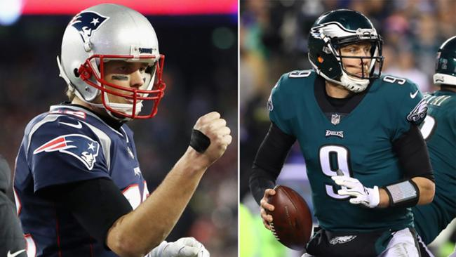 Super Bowl 52: Eagles vs. Pats, then and now — 2005 vs. 2018