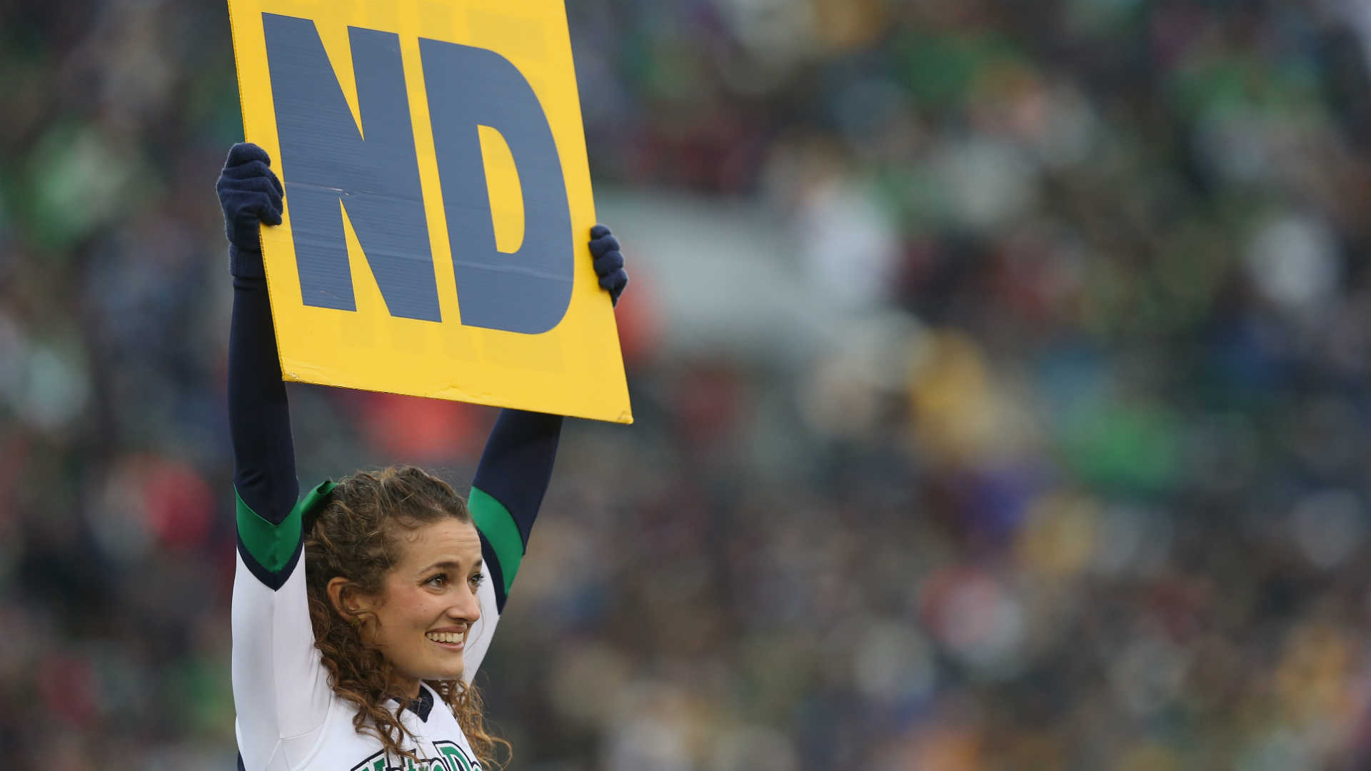 Notre Dame can remain independent, playoff chief says
