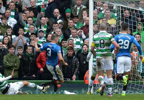 Report: Celtic 1 Rangers 1
