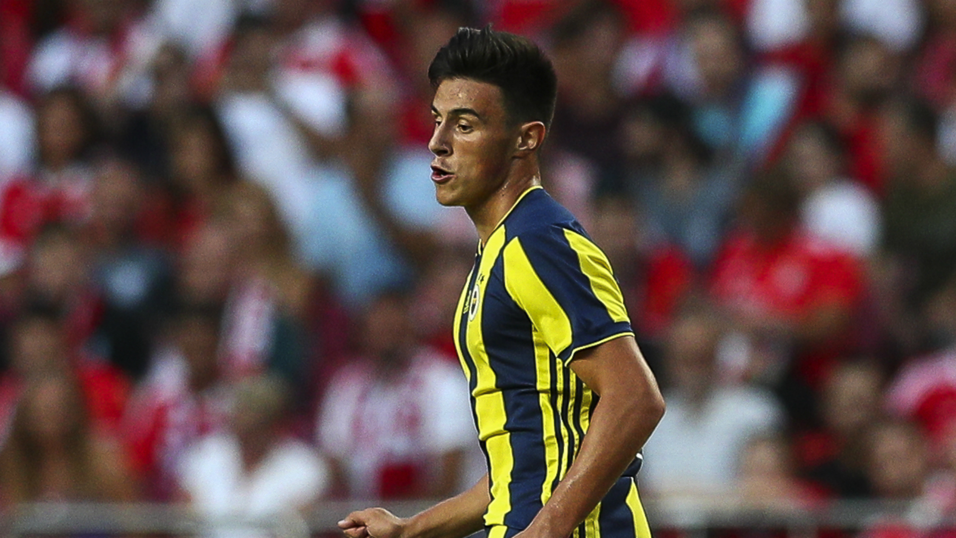 Fenerbahce confirm Elmas to join Napoli