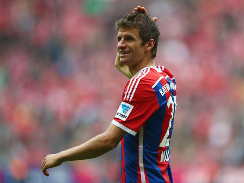 Muller: Bayern is destined for glory again