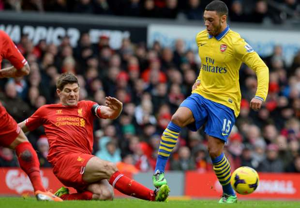 Oxlade-Chamberlain: Arsenal must respond to Liverpool drubbing against Manchester United