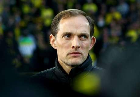 Tuchel hints at Dortmund exit