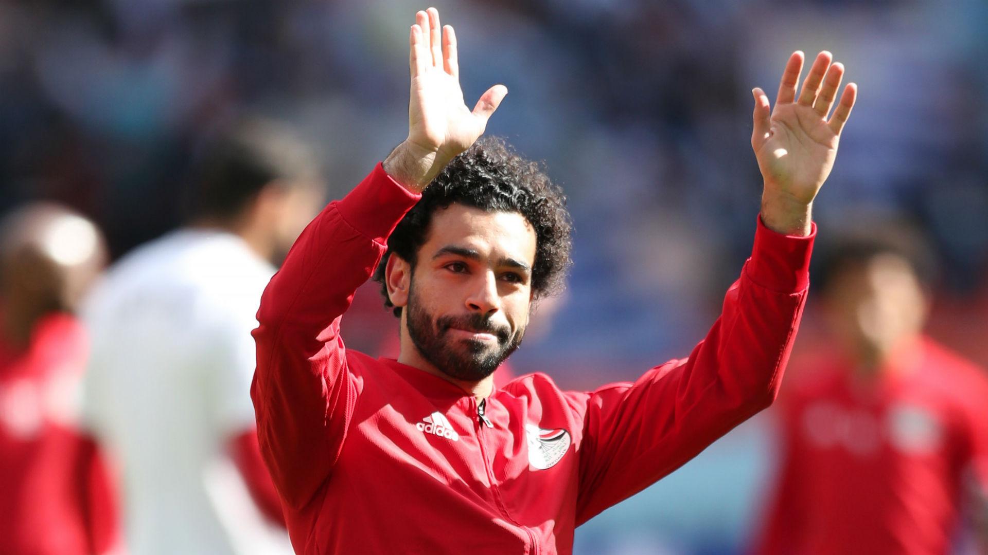 World Cup  Mohamed Salah Will Start For Egypt Vs Russia Soccer Sporting News
