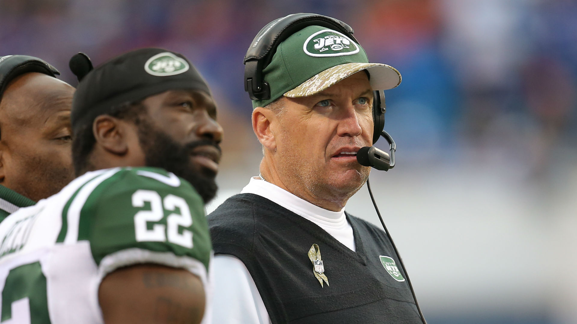 Rex Ryan desperately grasps for Bills coaches who believe in him