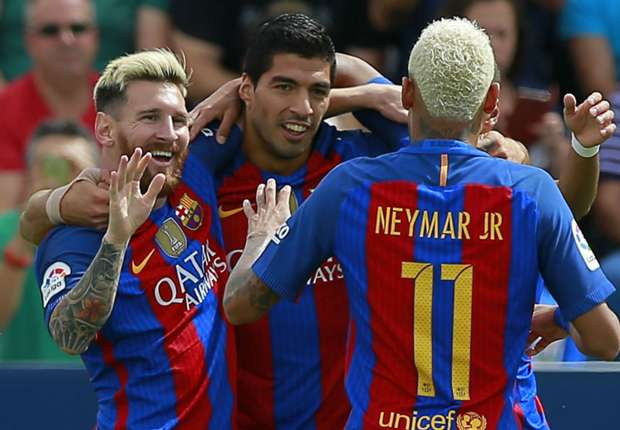 'It's always amazing to have Messi' - Luis Enrique welcomes back MSN for Man City clash