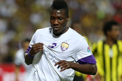 AFC Champions League Wrap: Gyan at the double, Al Shabab edge seven-goal thriller