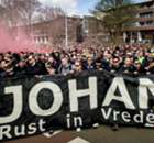 Ajax pays tribute to Cruyff