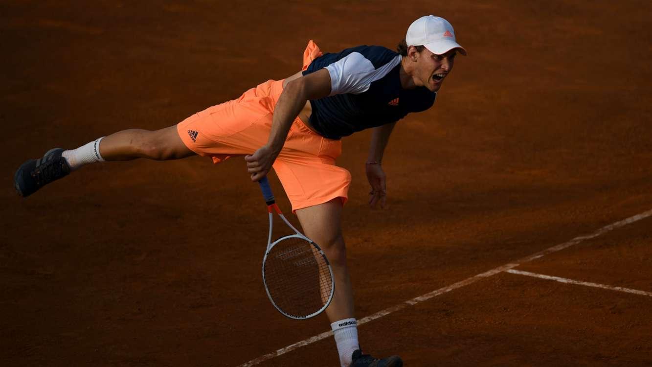 Supreme Thiem tames seven-time Rome champion Nadal
