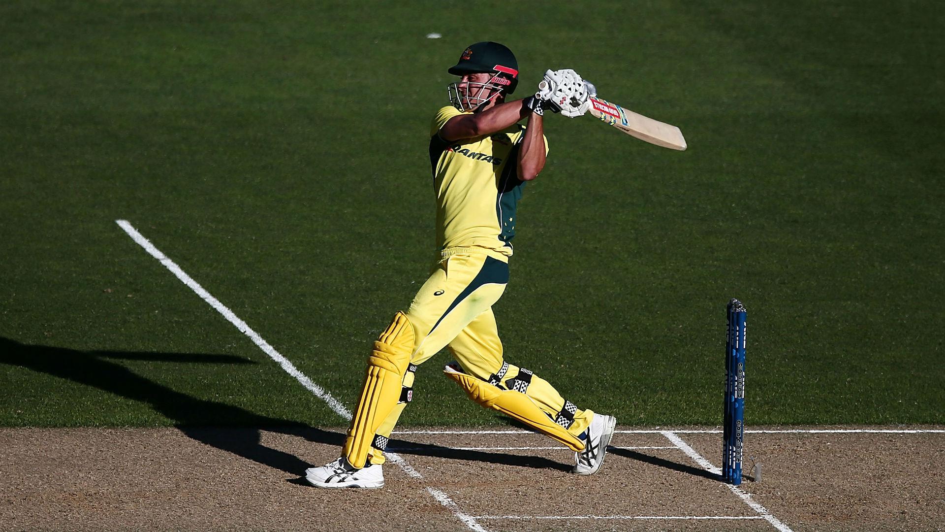 Australia wins toss, bowls in 1st ODI vs. New Zealand