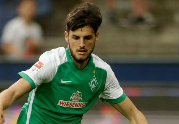 Werder Bremen's Florian Grillitsch