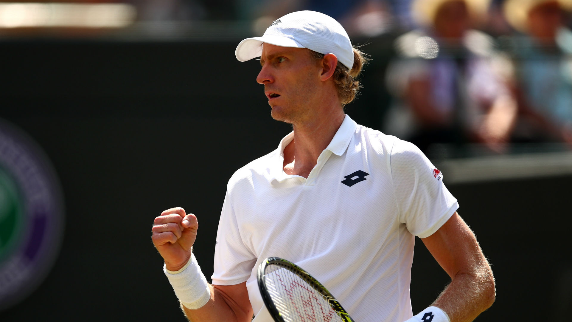 Wimbledon  Kevin Anderson Rallies From Two Sets Down To Stun Roger Federer Tennis Sporting News