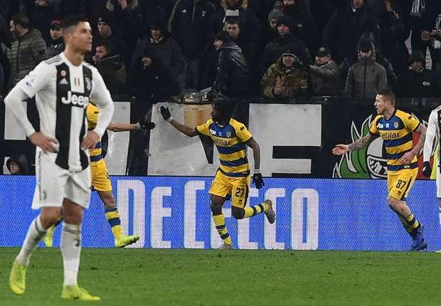 941998133 Juventus 3 - 3 Parma Match report - 2 2 19 Serie A - Goal.com