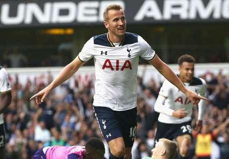 Pochettino 'positive' over Kane