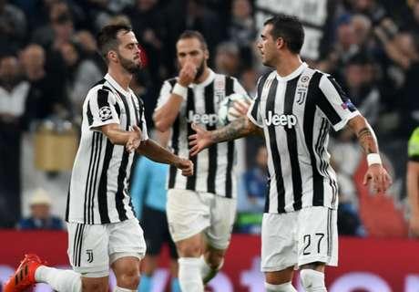 Juventus Permak Udinese 6-2