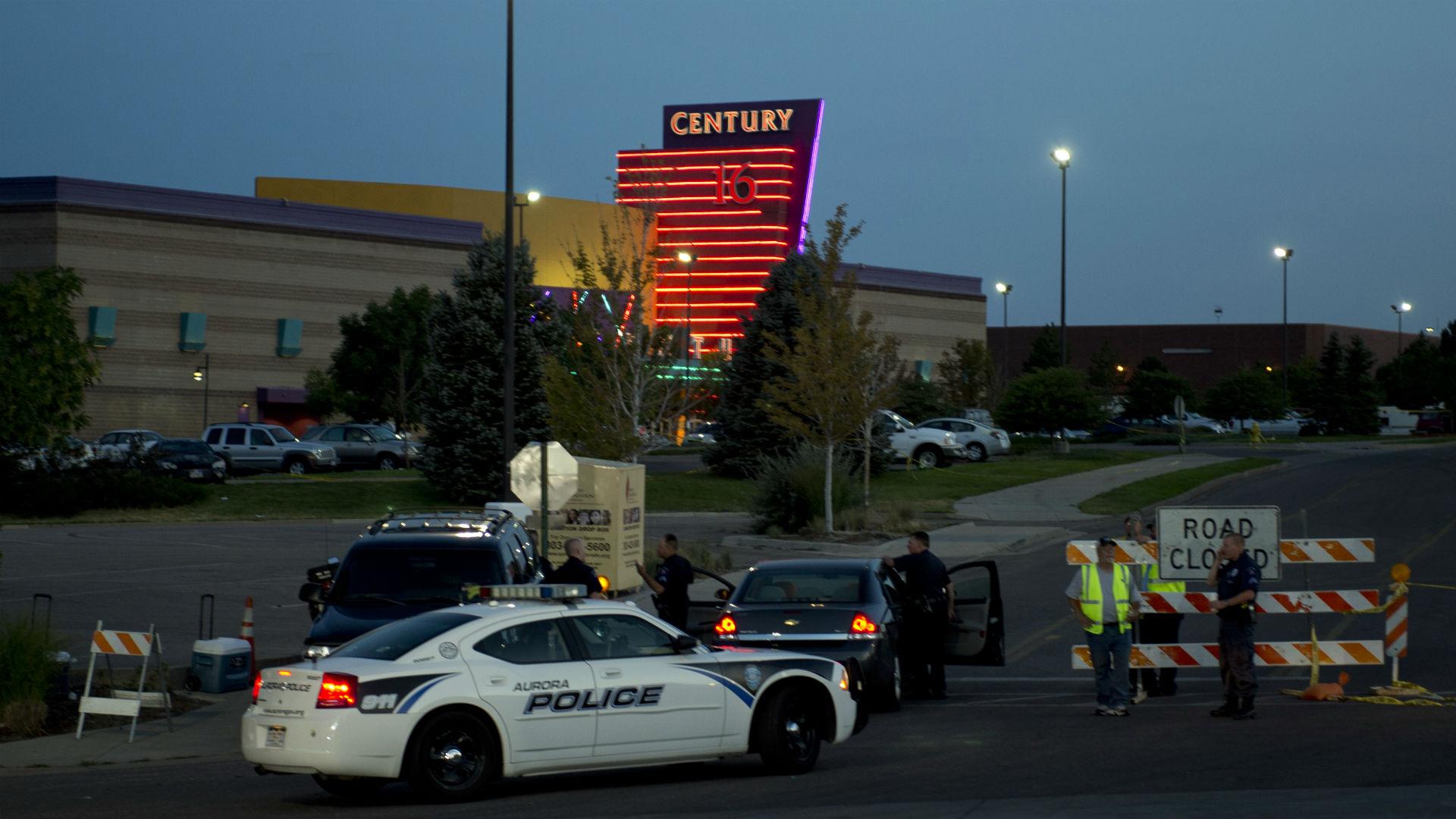 colorado theater massacre
