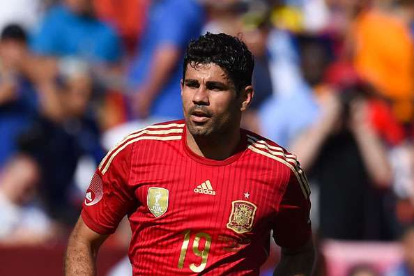 Official: Chelsea signs Diego Costa
