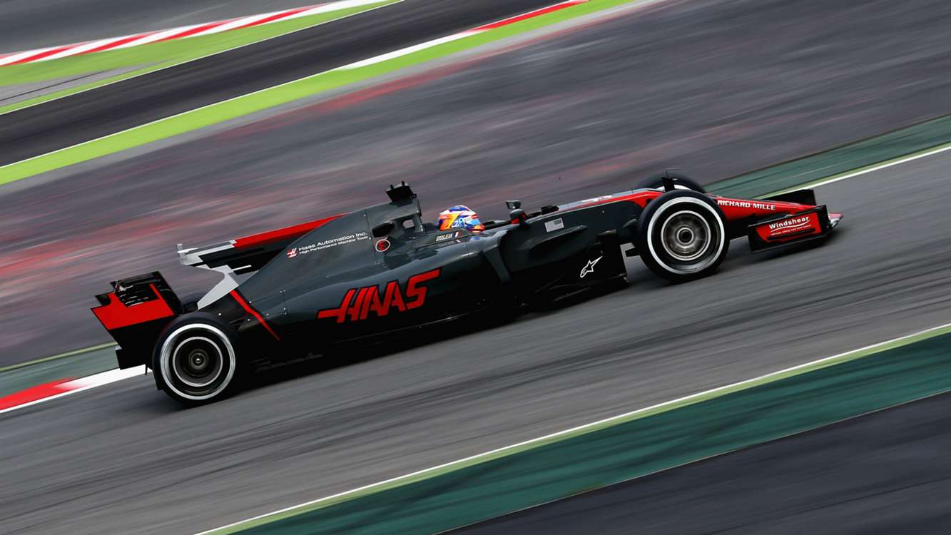 F1 2017 Pre-Season Report: Haas
