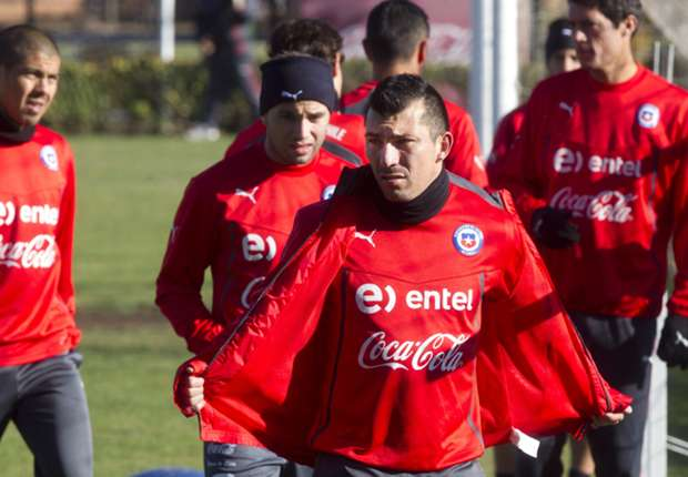 Chile-Egypt Preview: Vidal missing for pre-World Cup clash