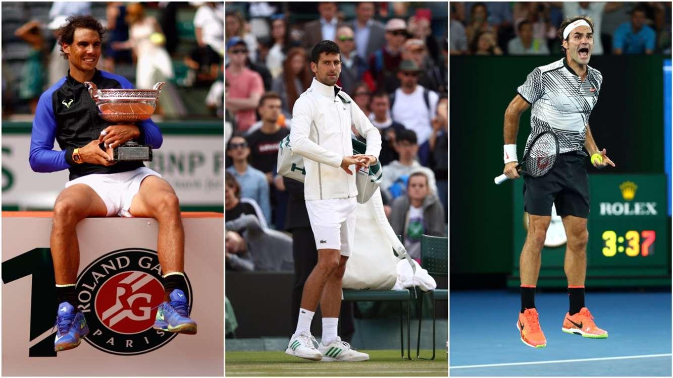 Big Four-ever? Djokovic can return to emulate evergreen Federer and resurgent Nadal