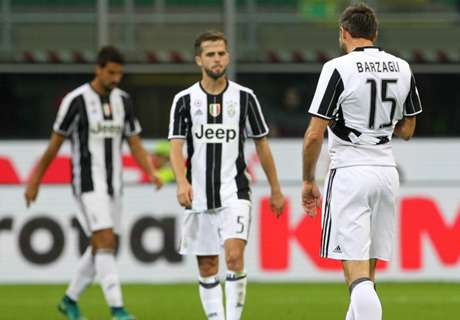 Barzagli angry with Milan defeat