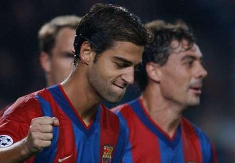 Gerard made Barca B coach