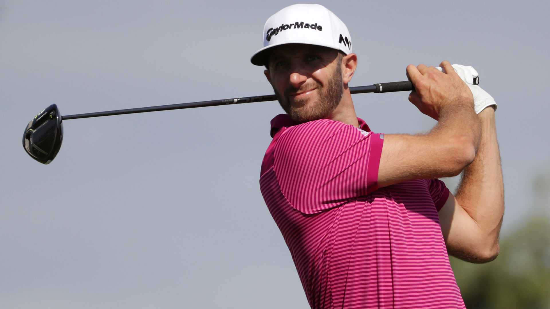 Dustin Johnson ready to get back to work at Wells Fargo Championship