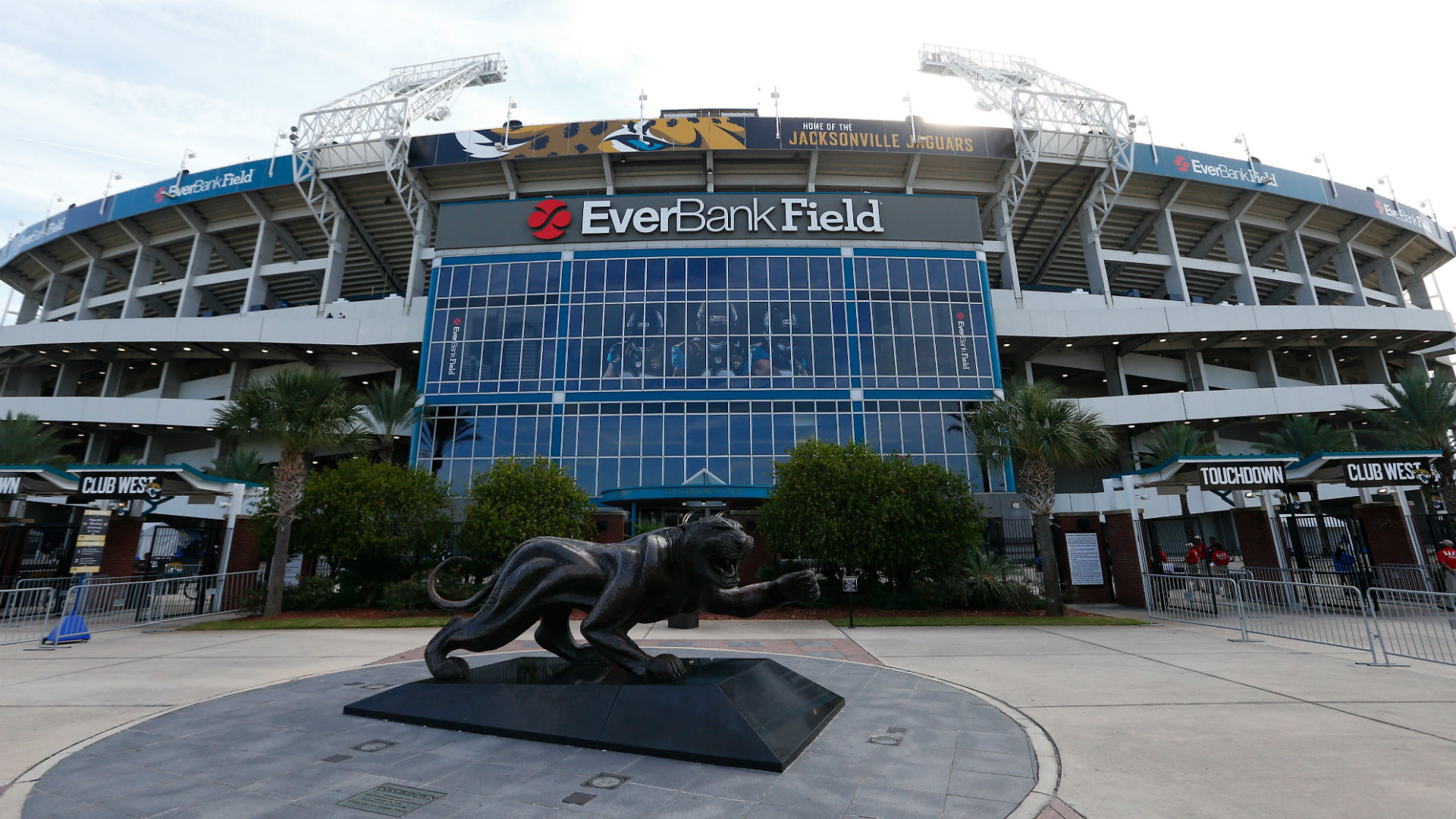 TIAA Bank Field will feature the NFL's first dog park