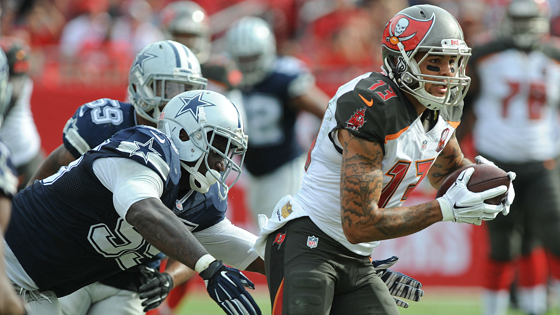 Bucs WR Mike Evans