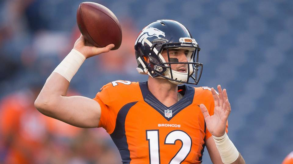 NFL free agency rumors: Four teams interested in former Broncos quarterback Paxton Lynch