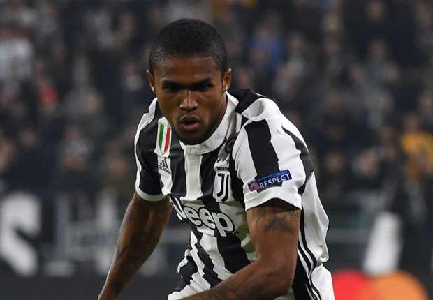 On-loan Juventus winger Douglas Costa