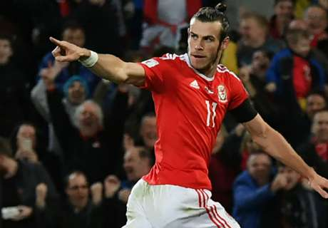 Bale: Wales can still qualify for WC