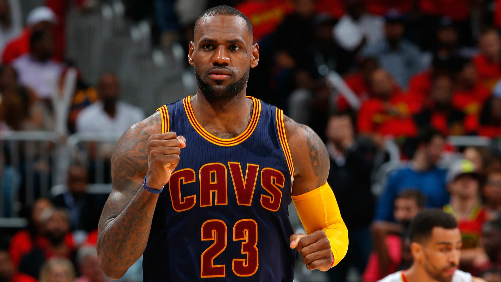 LeBron James has yet another stat that boggles the mind ...