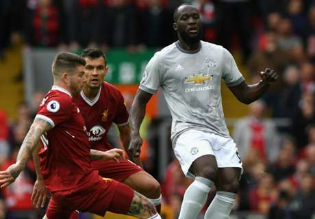 Lovren accuses Lukaku of deliberate stamp