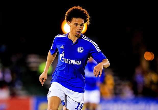 Schalke rubbish talk of Sane exit clause amid Manchester City rumours