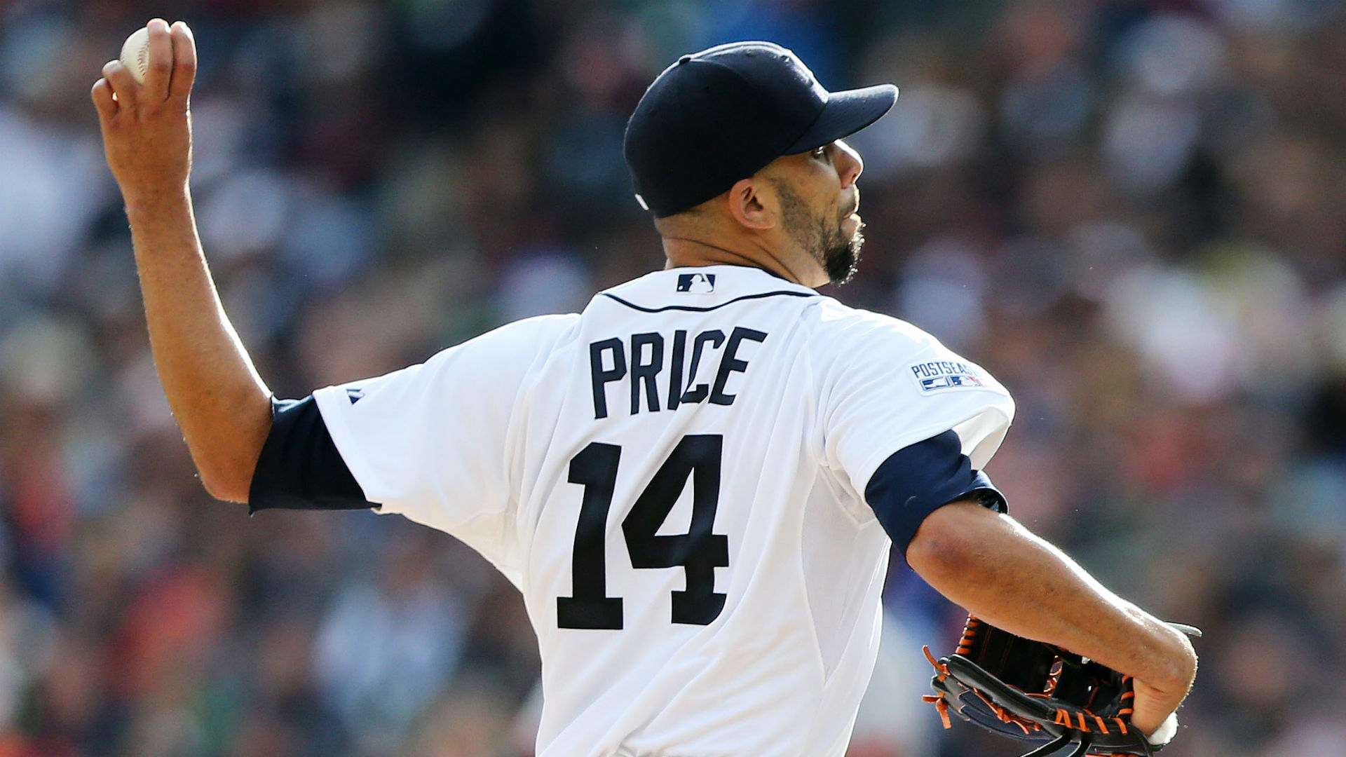 Tigers pitcher David Price