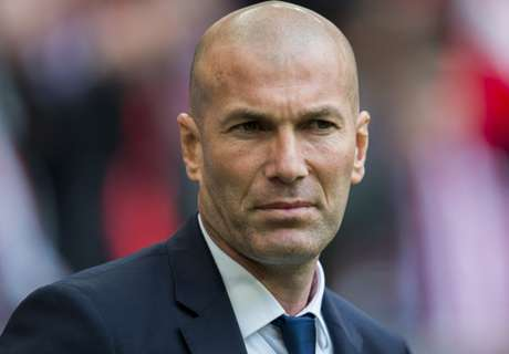 Zidane 'furious' about Madrid lapse