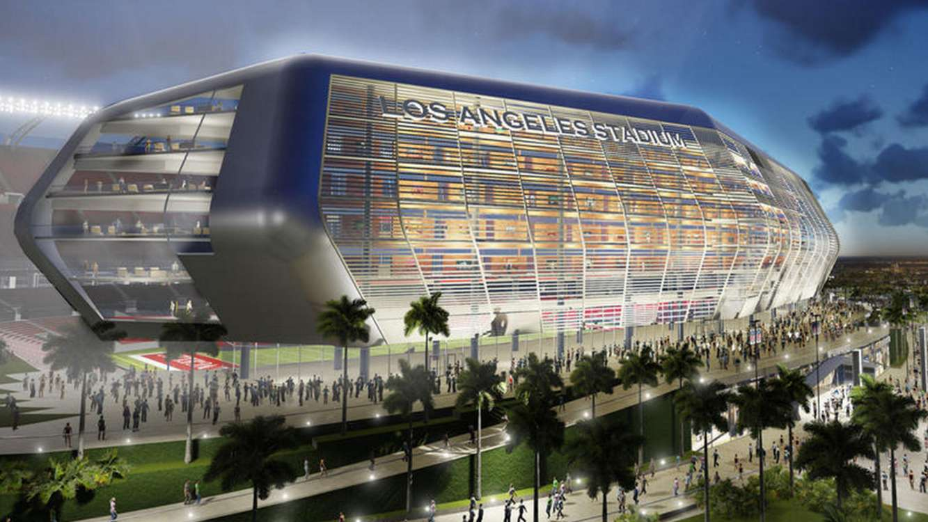Other As Two Team L A Plan Gains Momentum Chargers