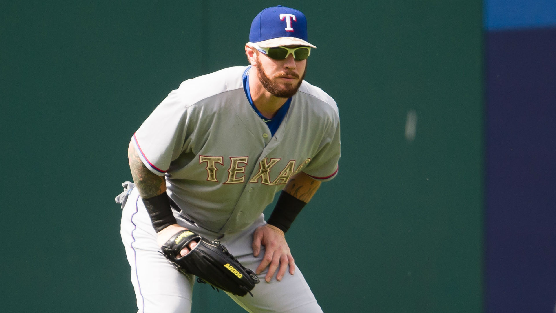 Josh Hamilton could play center field for Rangers after return from DL