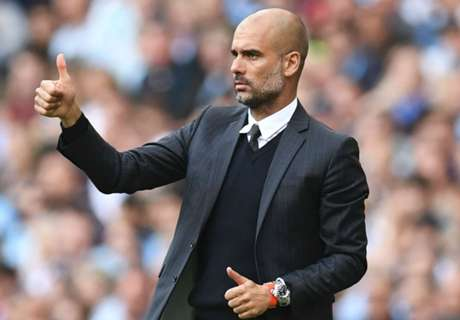 Guardiola: Man City will get much better