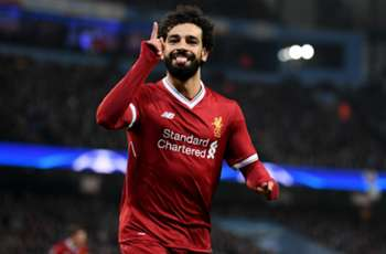 'Incredible' Salah is like Messi, says Ronaldo