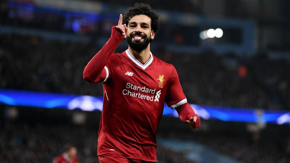 Resultado de imagen para Mohamed Salah 2018