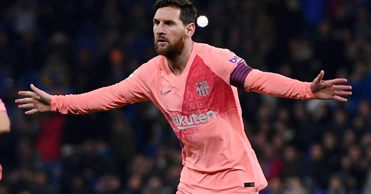 super popular fc94d a3839 Ballon d'Or is a lie – Alba says Messi is world's best