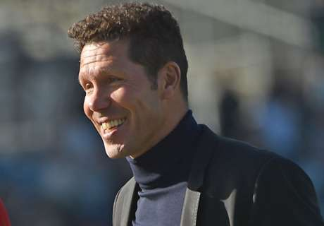Simeone taking positives from loss