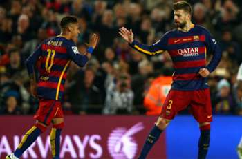 Pique claims he understood Neymar leaving Barcelona