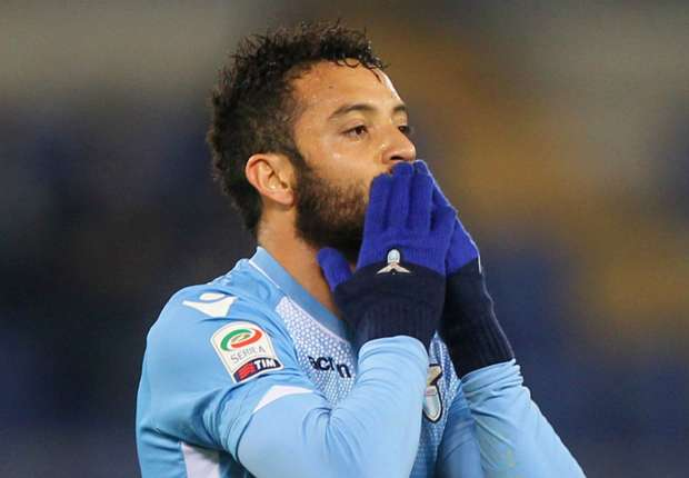 'Maybe Lazio should have sold Felipe Anderson to Man Utd'
