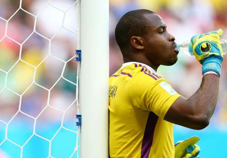 Enyeama to miss South Africa tie