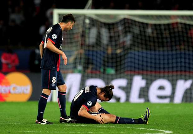 Zlatan Ibrahimovic ist nach seiner Verletzung wieder einsatzbereit